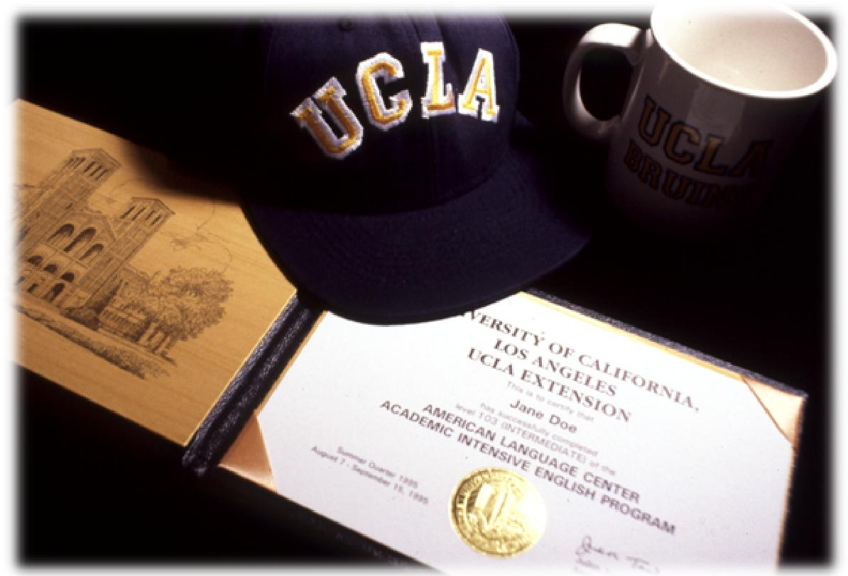 Ucla Intensive English Program